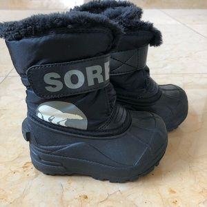 Sorry Snow Commander Toddler Snow Boots